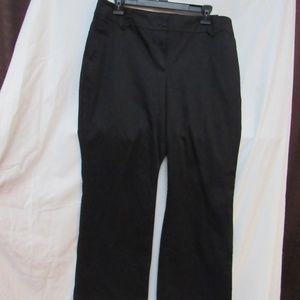 LOFT pants Black Size 12P